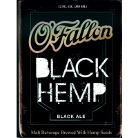 O'Fallon Black Hemp Black Ale